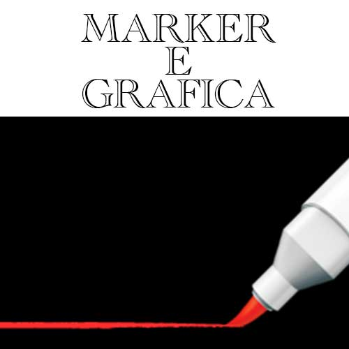 marker e grafica