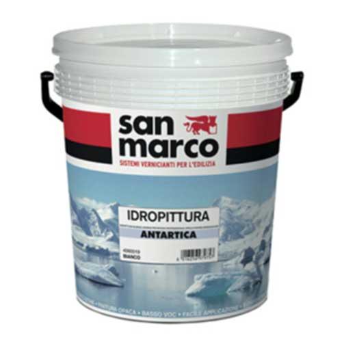 antartica pittura lavabile per interni
