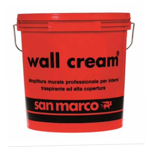 wall cream pittura traspirante