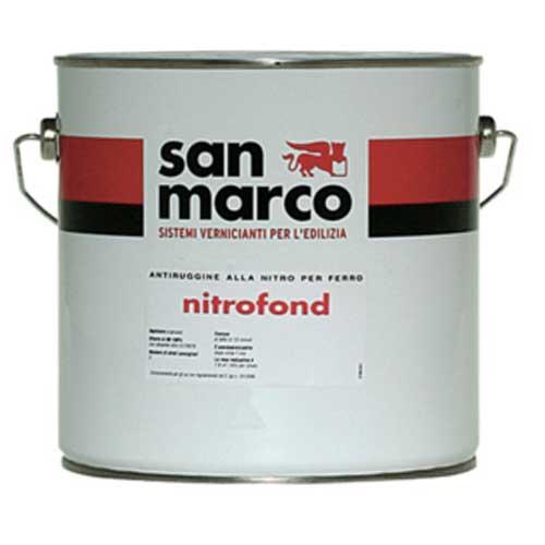 nitrofond antiruggine per ferro