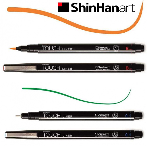 shinhan art touch liner color